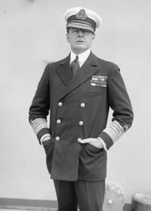 Admiral Sir David Beatty