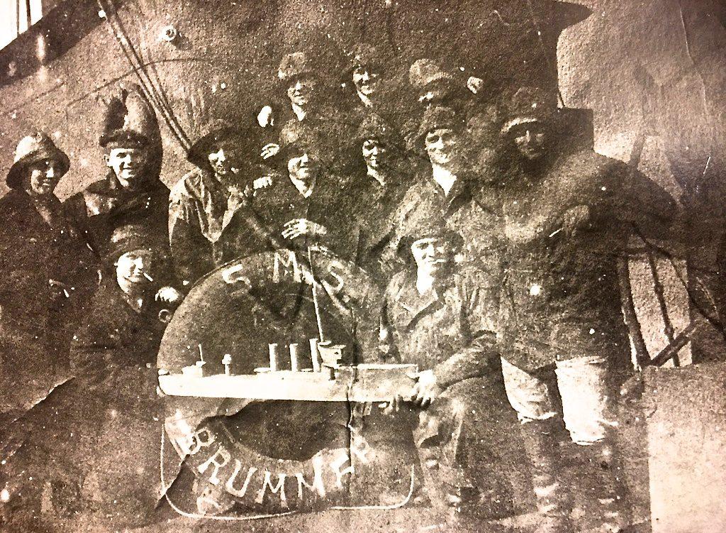 Brummer_Scapa 1919