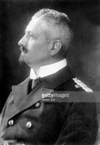 Rear Admiral Ludwig von Reuter, SMS Emden.